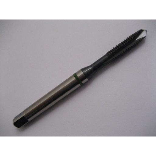 M5 x 0.8 6HX SPIRAL POINT HSS-E GREEN RINGED M/C TAP EUROPA TOOL TM31300500