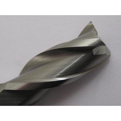 "1/8"" (3.18mm) HSSCo8 3 FLUTED SLOT DRILL EUROPA TOOL / CLARKSON 5042020080"