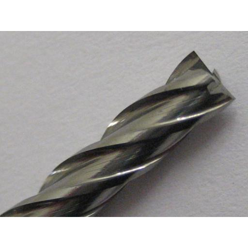 25mm CARBIDE LONG SERIES END MILL EUROPA TOOL 3113032500
