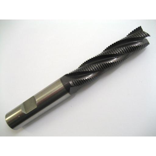 16mm COBALT LONG SERIES RIPPA RIPPER TiALN COATED HSSCo8 EUROPA CLARKSON 1221211600