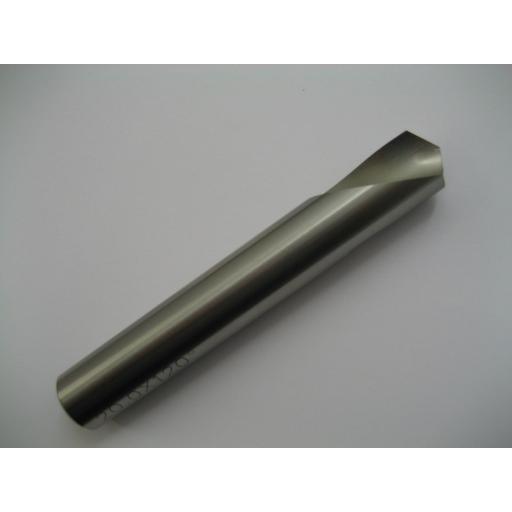 6mm HSSCo8 120 DEGREE NC SPOT / SPOTTING DRILL EUROPA TOOL / OSBORN 8224020600