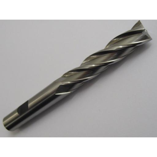 10mm HSSCo8 4 FLUTED L/S COBALT END MILL EUROPA TOOL / CLARKSON 1081021000
